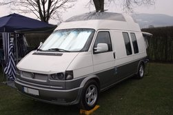 US-Import: Camper auf T4-Basis