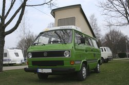 VW T3 »Joker« in grün