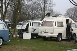 Interessanter VW T3 Camper