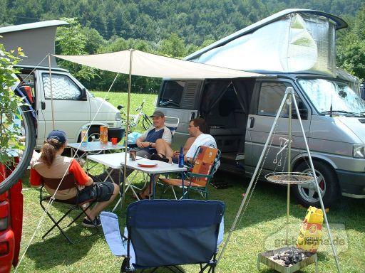 Camping Light Wohnen
