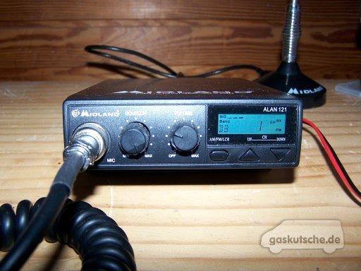 cb Radio Haken Cross-Flusspferde