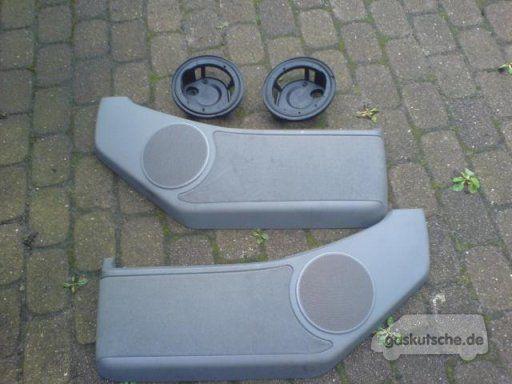 caravelle door pockets with speaker holes bargain from vw vw t4 forum vw t5 forum. Black Bedroom Furniture Sets. Home Design Ideas